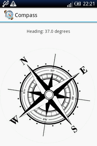 Free Compass - screenshot