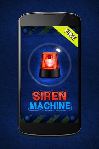 Siren Machine