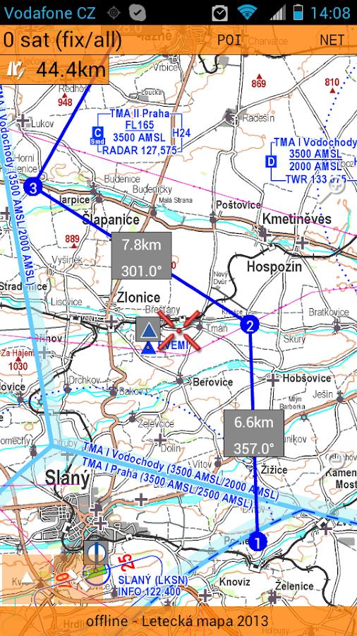 SmartMaps: GPS Navigation&Maps - screenshot