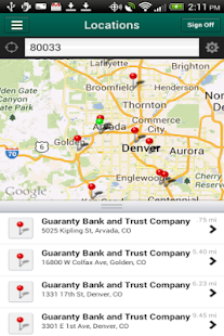 Guaranty Mobile Banking - screenshot thumbnail