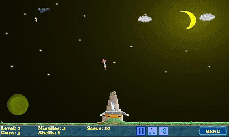 Total Defence- screenshot