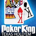 Poker KinG Blue-Texas Holdem logo