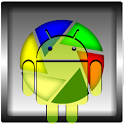 ColorBlind - color analyzer icon
