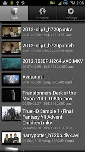 Yxplayer2 - screenshot thumbnail