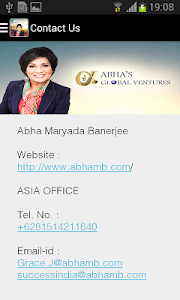 Abha Maryda Banerjee screenshot 6