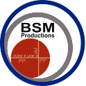 BSM Productions logo