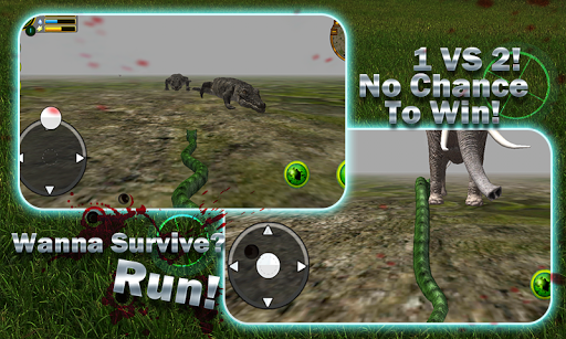 3D蟒蛇模擬(官方版)