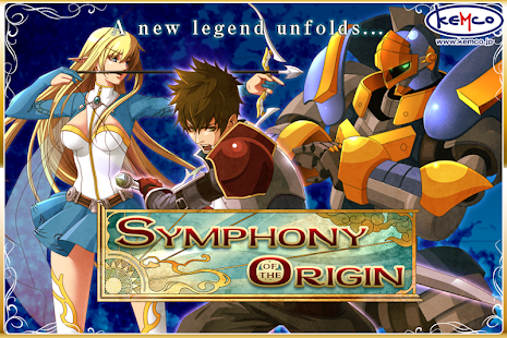 RPG Symphony of the Origin - screenshot thumbnail