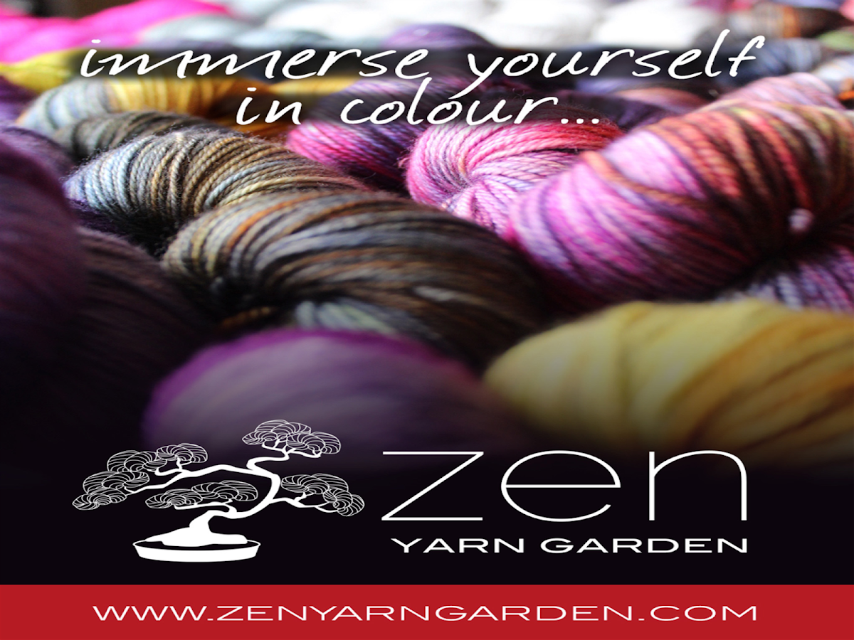 Zen Yarn Garden - screenshot