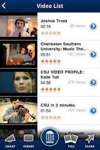 Charleston Southern University - screenshot thumbnail