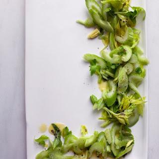Crisp Celery Salad