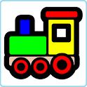 最高評價!火車時刻表ATrainTime2 logo