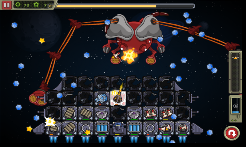 Galaxy Siege 2- screenshot