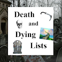 Death and Dying Lists icon