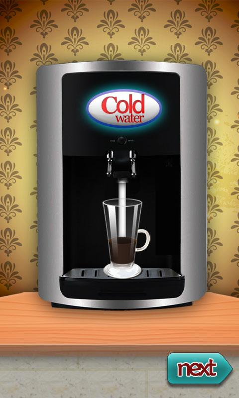 Coffee Maker - Cooking games (Android) reviews at Android