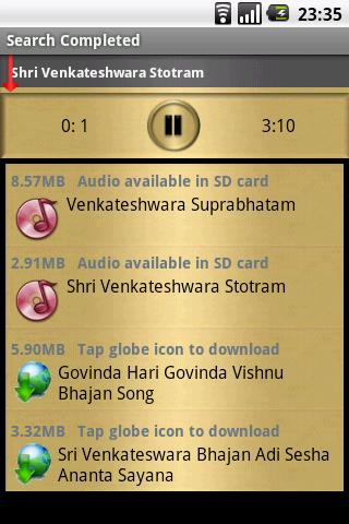 Lord Balaji Temple - screenshot