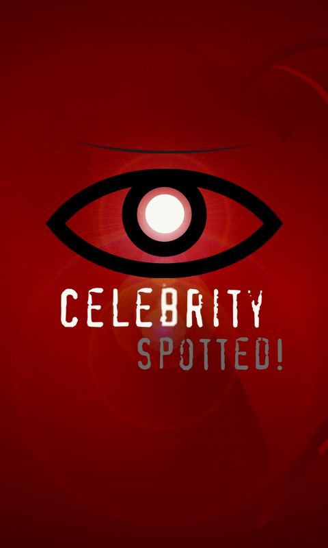 Celebrity Spotted!™ - screenshot
