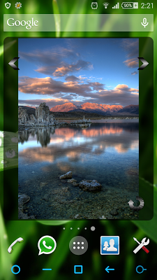 Photo Frame&Grid Widget - screenshot