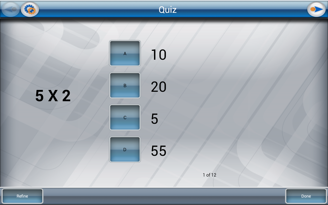 Quizard Flashcards Lite - screenshot