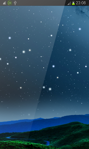 Galactic Light star HD LWP