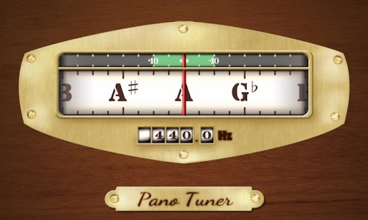 Pano Tuner - Chromatic Tuner- screenshot thumbnail