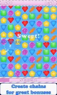 Candy & Jewels- screenshot thumbnail