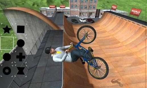 BMX Freestyle X