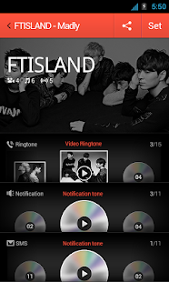 FTISLAND - 狂 for dodol pop