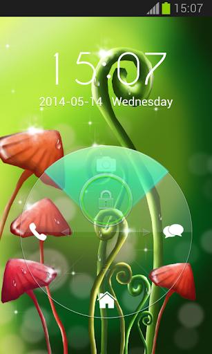 【免費個人化App】GO鎖屏自然主題-APP點子