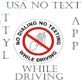TTYL NO TEXTING WHILE DRIVING