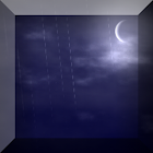 Stormy Night Live Wallpaper icon