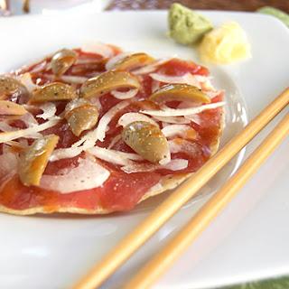 Tuna Pizza.