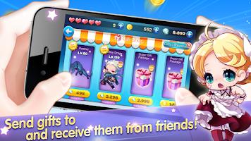 Screenshot of WeChat Dash