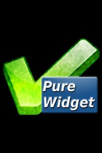 DGT GTD Pure Widget plugin - screenshot thumbnail