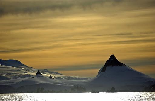 075d2GerlacheStrait - The Gerlache Strait is a frozen and eerie place.