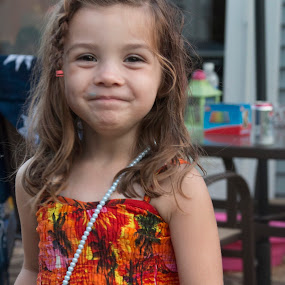 $5 dollar purse for Birthday priceless! by Elaine Hill - Babies & Children Children Candids ( kids children )