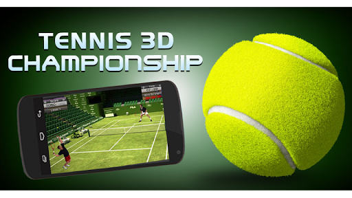 3D Tennis – World Cup 2015