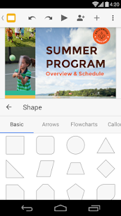 Google Slides - screenshot thumbnail