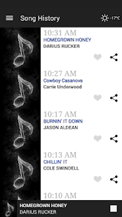 105.1 The Wolf Mobile App- screenshot thumbnail