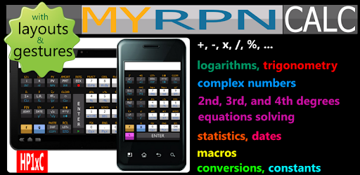 scientific rpn calculator