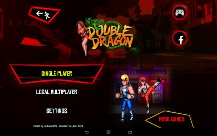 Double Dragon Trilogy Screenshot 7