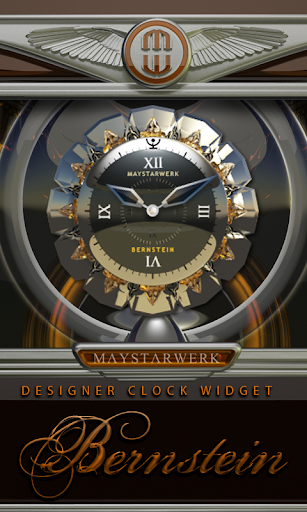 Clock Widget Bernstein