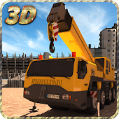 Construction Excavator Sim 3D