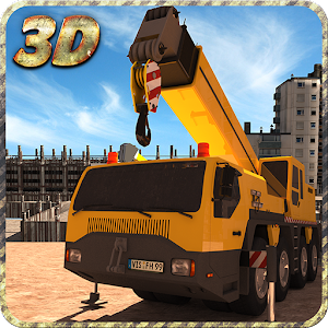 Construction Excavator Sim 3D for PC and MAC