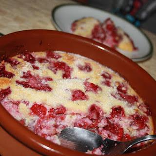 Raspberry Souffle