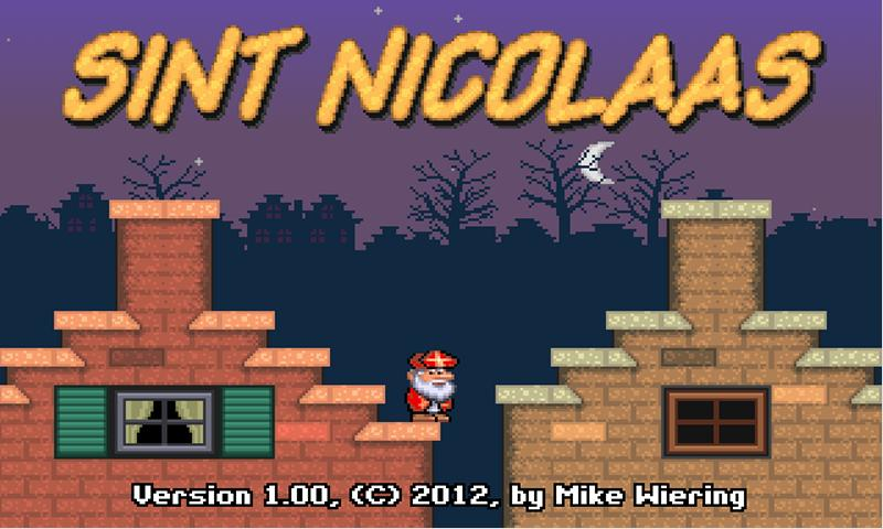 Sint Nicolaas- screenshot