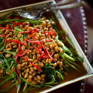 Fermented Soy Beans Recipes.
