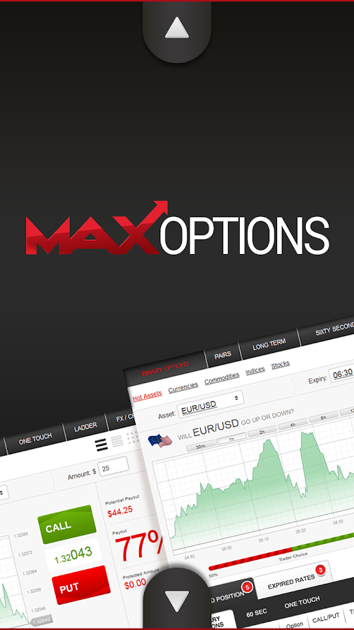 MaxOptions- screenshot