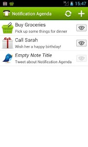 Notification Agenda v1.1.3