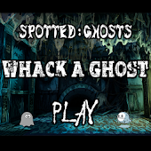 Whack A Ghost - Spotted Ghosts